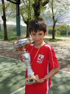 Edu trophy