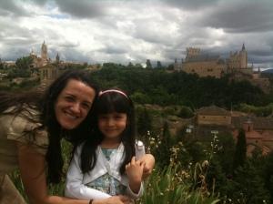 Valentina y yo